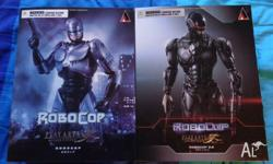 Square Enix Play Arts Kai Robocop Action Figure From