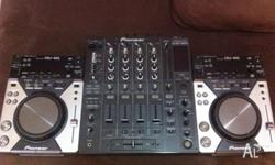 Selling my DJ gear due to not having the time or space