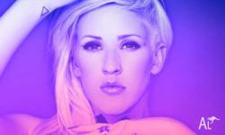 2 x Ellie Goulding Tickets - Reserved Seating Sunday 01