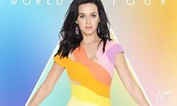 2x Yellow VIP TICKETS TO KATY PERRY CONCERT ON 30