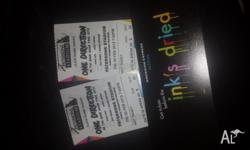 I am selling 2 x ONE DIRECTION HOT SEAT TICKETS (seats