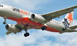 2 x Perth to Singapore and Return JetStar Air Fare