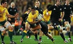 Hi I am selling two tickets to the upcoming Wallabies
