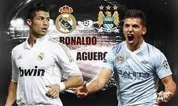 2 x REAL MADRID v MANCHESTER CITY ICC Cup Tickets