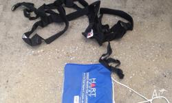 Hart sport bradnded harnesses. Team with with a friend