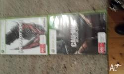 Xbox 360 Call of Duty Blackops Xbox 360 Protype 1