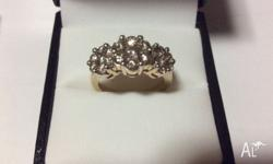 Selling my recently purchased trilogy ring as I have