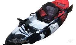 2in1 Fishing Kayak (1.5 Seater) $410 This Week Only In