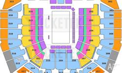 2x Gold seated tickets to Kanye West (Yeezus Tour) on 5