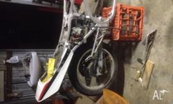 Hi I have two 250cc roadbikes for swap there Hondas