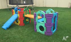 2 x Kids Play Gyms Selling Together Only $90 the Pair