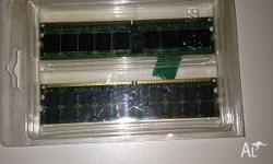 2x Legend 2gb ddr2 server ram, must have a server