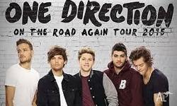URGENT SALE!!! 2 X One Direction- On The Road Again