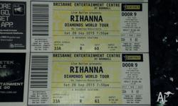 RIHANNA DIAMOND BIRTHDAY CONCERT BRISBANE!!!!!!! Number