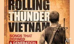 2 x Tickets to see Rolling Thunder Vietnam at the QPAC