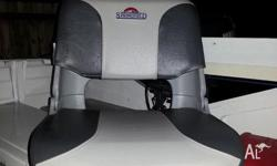 2X Springfied foldable seats in excellent condition