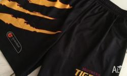 Southern Tigers Basketball team shorts. Good used