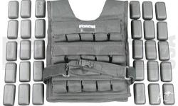 The Force USA 30kg Weight Vest is the perfect solution
