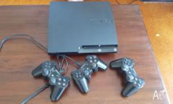 Selling my ps3 as I don't play it as much anymore. Will