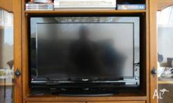 32 inch KOGAN, full HD LCD TV in good working order