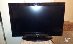 ". 32"" SONIQ digital TV used ,still in very good"