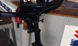 New 3.5 evinrude 4 stroke 15 inch leg great price