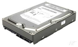 Various internal SATA hard disc drives for sale. All