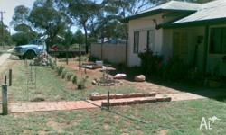 3 bedroom house 65K - Norseman The house is 2 mins