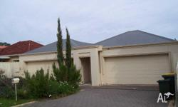 For lease from the 11th October - Eastern suburbs of