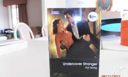 Titles include: Undercover Stranger by Pat White,