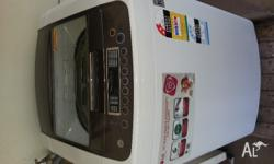 Flexirent leased LG 7.5 Kg washing machine only 3-4