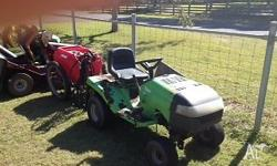 3 Ride on Mowers for SALE. 17 HP Viking automatic with