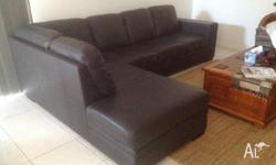 3 Seater section is 2870mm long & 3 Seater Chaisse is