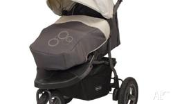 Like new used for a month or two pram includes