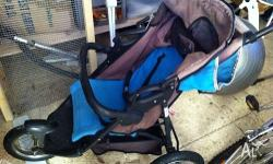 I have a 3 wheeler stroller, would be handy as a second