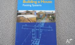 Have 3 Books on Building, 1-Your own Home, 1- Roof, 1-