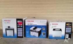 cheapest unit is $100 1st is for $230 Ricoh SP 311SFNW