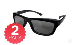 3D Glasses 2 SETS THAT MEANS YOUR BUYING TO 3D GLASSES)