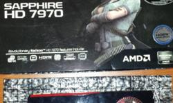 I have 3 AMD GPU's for sale The 3 are from different