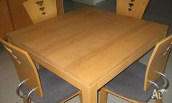 Ideal for unit living. Quality manufactured timber