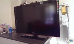 Vivo 42 inch (106cm) Full hd LCD tv for sale Tv has had