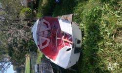 Free to good/any old home 470 racing dinghy racing