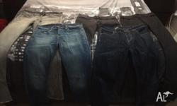 i have 4 pairs of TSUBI / KSUBI jeans and 1 pair of LEE
