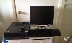 For Sale $170 Dell demension C521 Genuine Windows 7 sp1