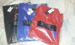 I have 4 Polo's by Ralph Lauren. XL (but size is more