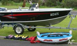 For Sale: 4 Seasons CSF420 Seaway 14 Runabout - 18
