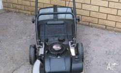 Fully serviced/re-conditioned 4 stroke mowers (some