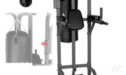 Force USA 4 Station Boxing stand ideal for all workout,