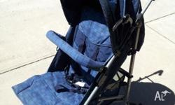 Used stroller for just 5 bulks! Good used condition.