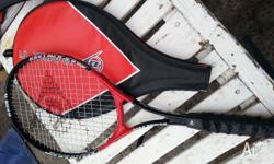 4 Dunlop Tennis Rackets as per pictures Tennis Rackets